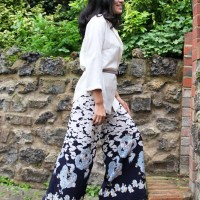 Cloud Nine Wrap Pants