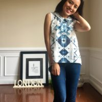 Victory Patterns Roxanne Blouse